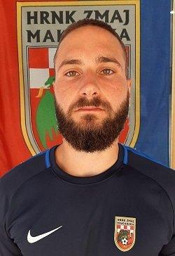 HRNK Zmaj trener Marko Radić