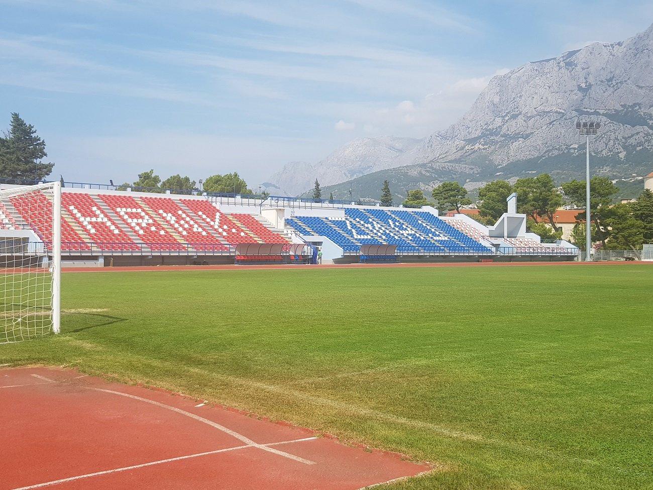 HRNK Zmaj stadion GSC Makarska