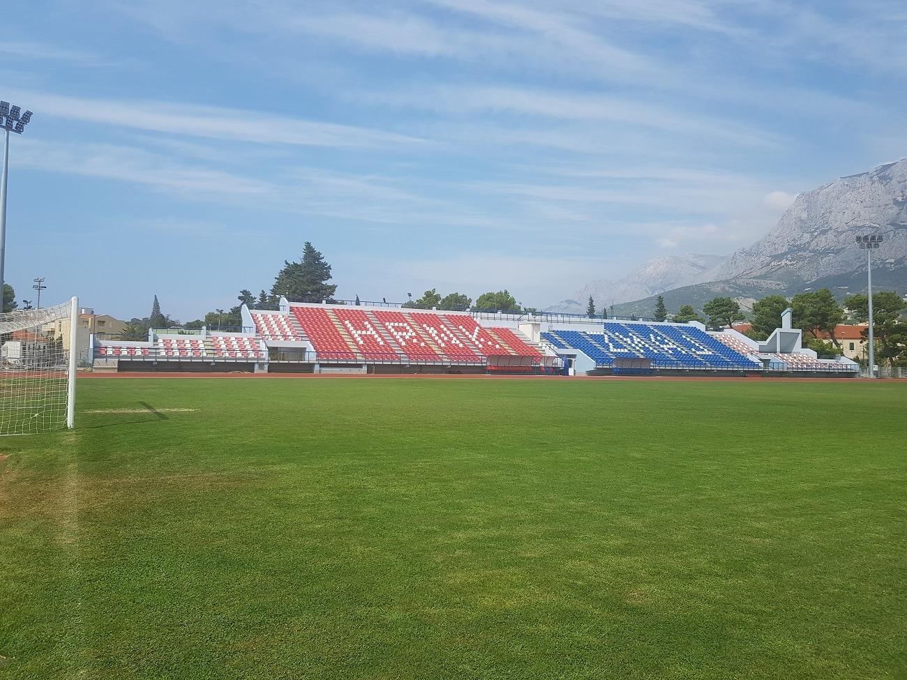 HRNK Zmaj stadion