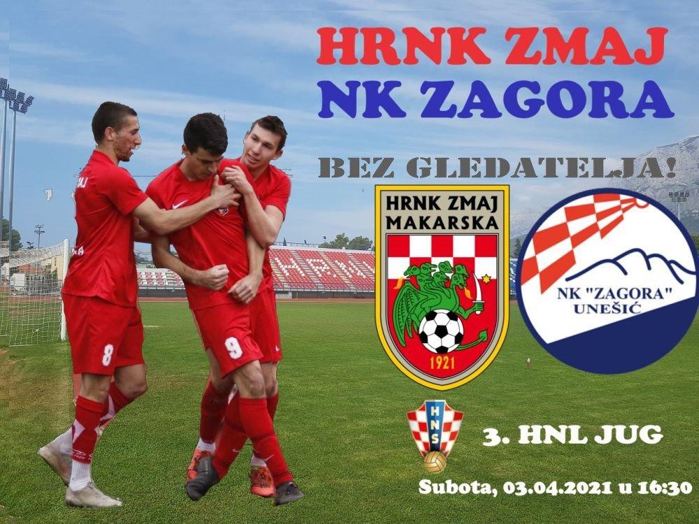 HRNK Zmaj vs NK Zagora